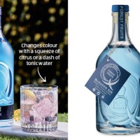 Aldi Is Selling A Colour-Changing Gin