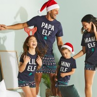 Adorable Matching Christmas PJs For The Whole Family