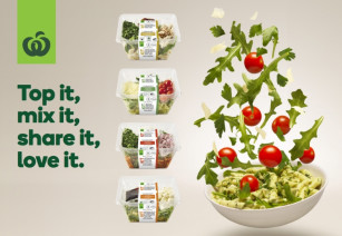 9 Out Of 10 Mums Would Recommend The Woolworths Deli Salad Kits