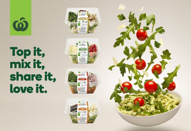 mom86914 reviewed Woolworths Salad Kits