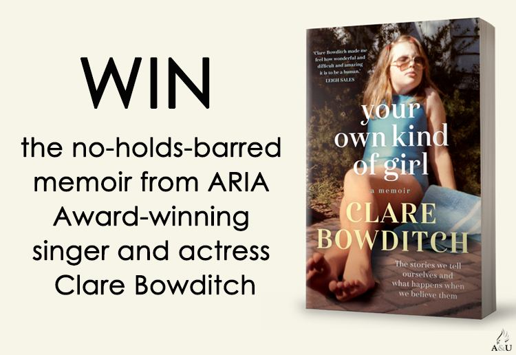WIN 1 Of 17 Copies Of Your Own Kind of Girl by Clare Bowditch