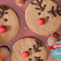 Gingerbread Recipe for Gingerbread Reindeer