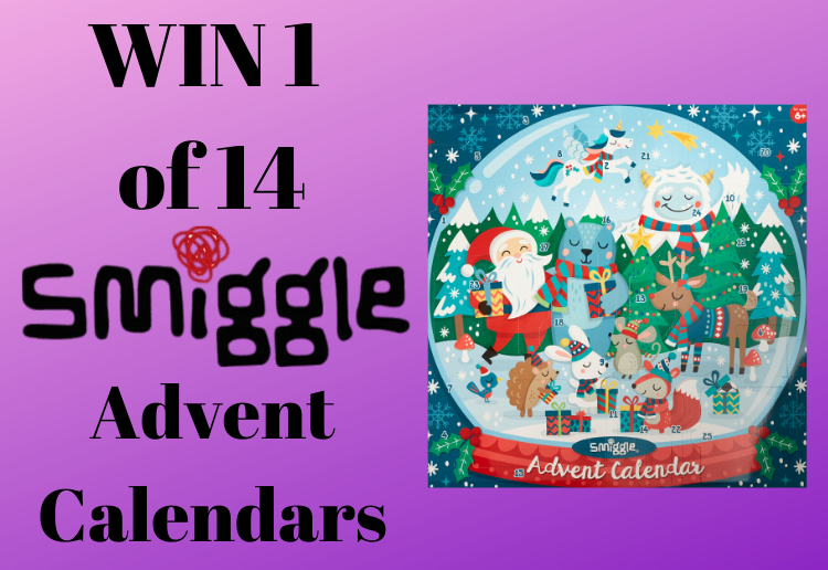 WIN 1 Of 14 Smiggle Advent Calendars