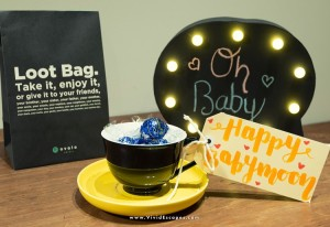 A little welcome package from Ovolo