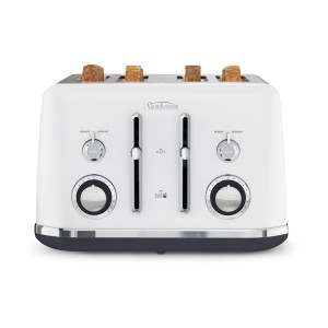 White Sunbeam toaster from Alinea collection
