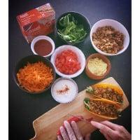 Healthy Turkey Mince Tacos