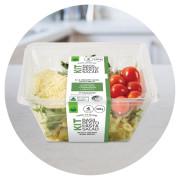 Woolworths Basil Pesto Pasta Salad Kit