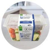 Woolworths Classic Greek Salad Kit