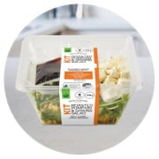 Woolworths Roasted Pumpkin and Grains Salad Kit