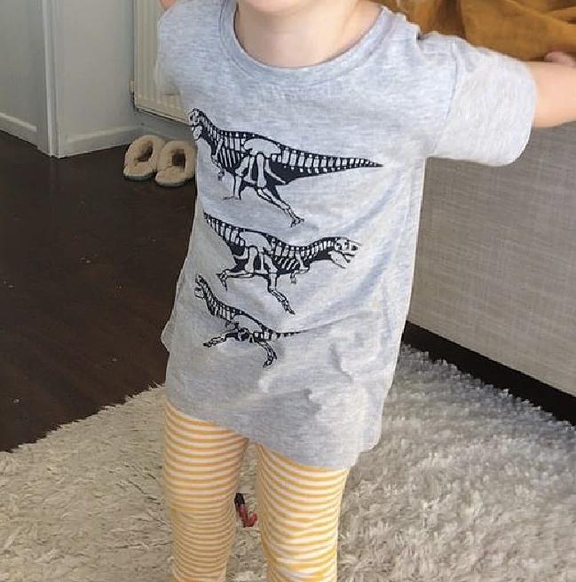 kmart dinosaur shirt