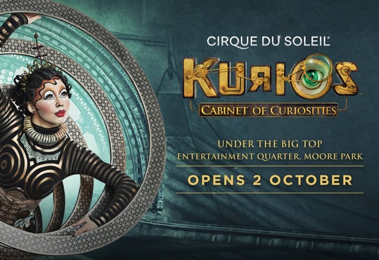 WIN A Double Pass To See KURIOS; Cabinet of Curiosities