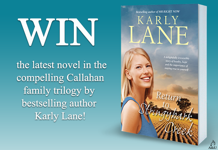 WIN 1 Of 17 Copies Of Return to Stringybark Creek by Karly Lane
