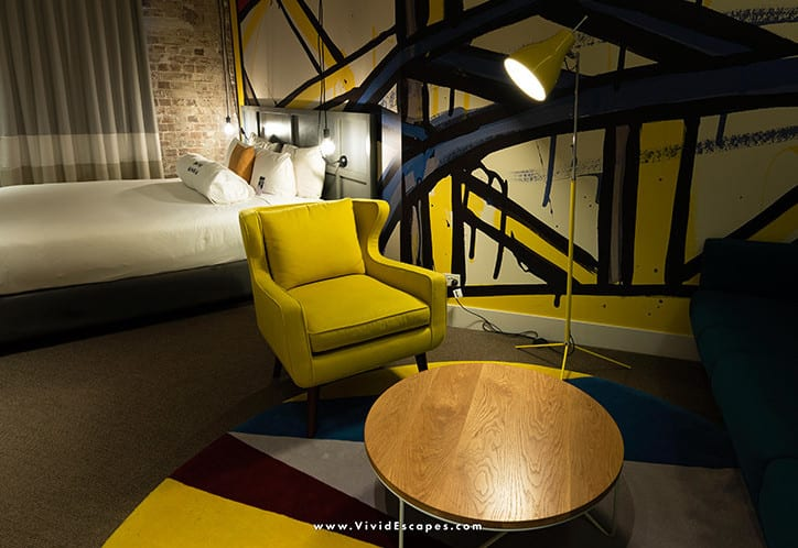mom414719 reviewed Babymoon Bliss at Ovolo Hotel
