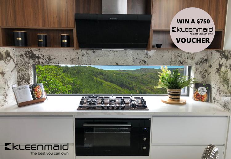 WIN A $750 Kleenmaid Appliance Voucher In December!