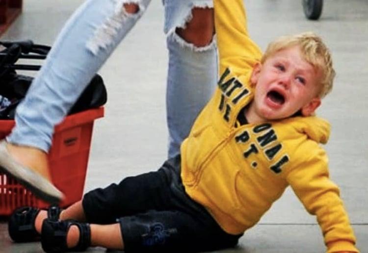 Mum's Genius Hack To Stop Meltdown Over Toys