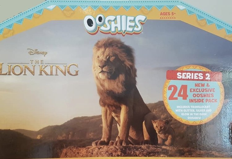 Woolworths Secretly Launches Lion King Ooshies Series 2