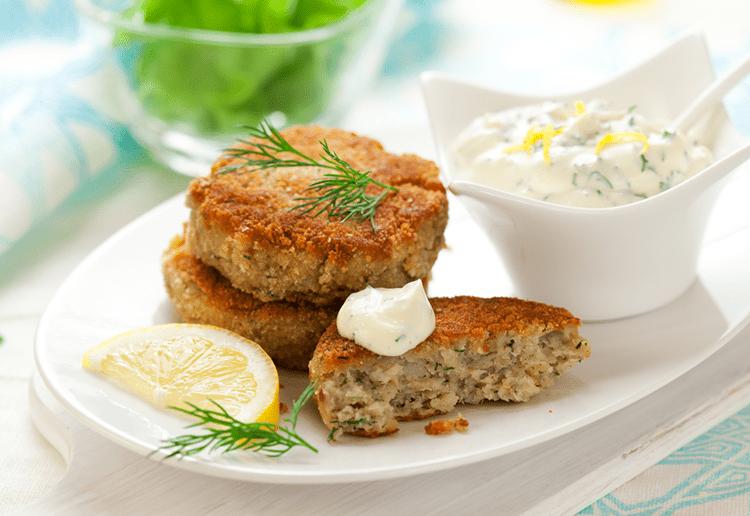 Easy Salmon Patties Recipe