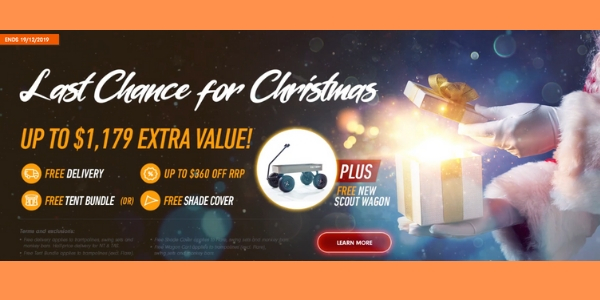 Vuly Trampoline special offers