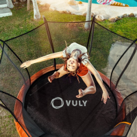 A Vuly Trampoline is the Best Choice! Here's Why.