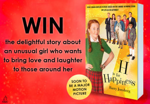 WIN A Copy Of H is for Happiness By Barry Jonsberg