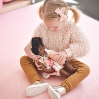 How Dolls Can Help Prepare Little Ones for a Sibling