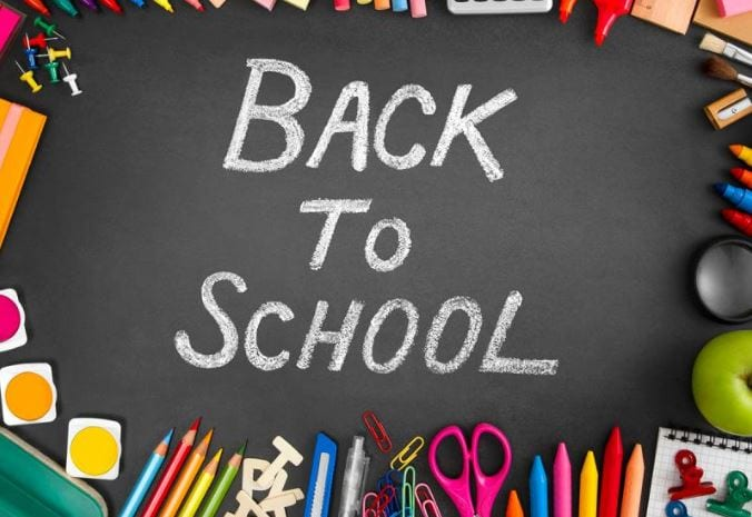 Top Tips for Prepping for Back to School