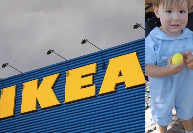 IKEA's Multi-Million Dollar Payout For Death Of Child After Furniture Fell On Him
