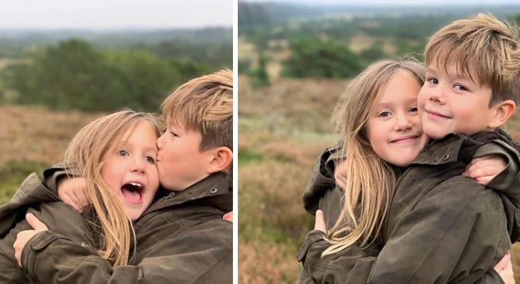 Crown princess mary  twins celebrates their 9th birthday