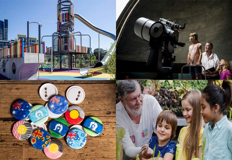 Free Kids Activities In Sydney
