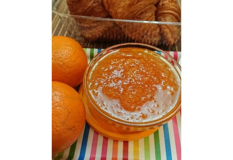 Mummy's Orange Jam Recipe