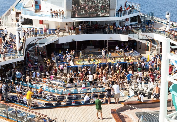 Havoc On Family Friendly Cruise Ruins Holidays For Many
