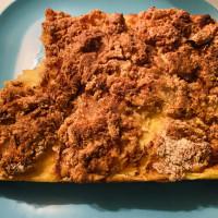 The Easiest Three-Ingredient Fruit Sponge Cake