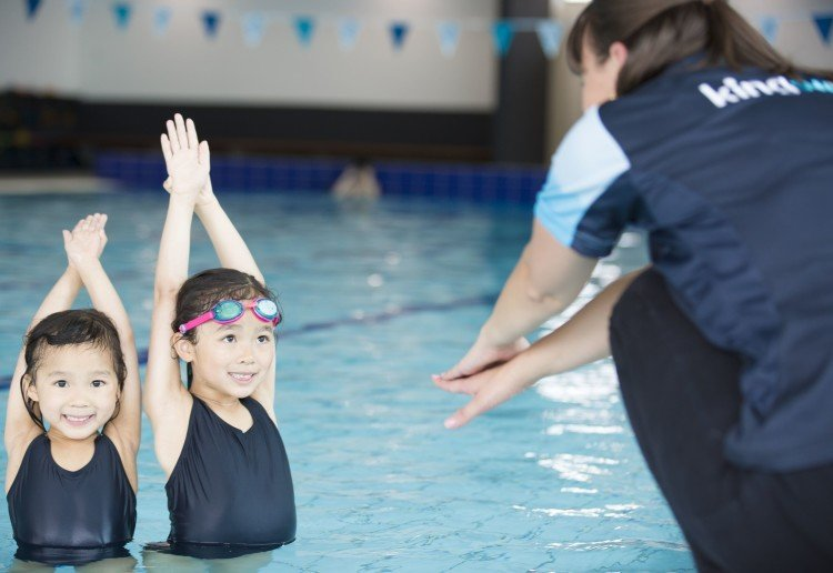 How Swimming Lessons Can Help Your Child Get Ahead In School