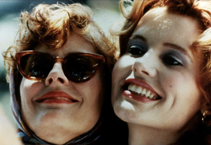thelma and louise best chick flicks