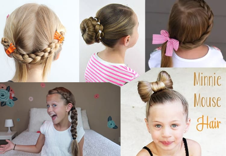 Hairstyles For School That Your Kids Will Love