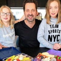 'School Lunch Box Dad' Shares How To Pack The Ultimate Lunch For Your Kids