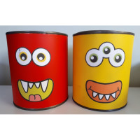 monster tins