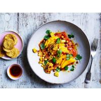 Mango Salmon Ceviche Recipe