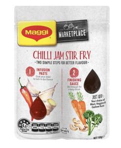 MAGGI Marketplace Chilli Jam Stir Fry