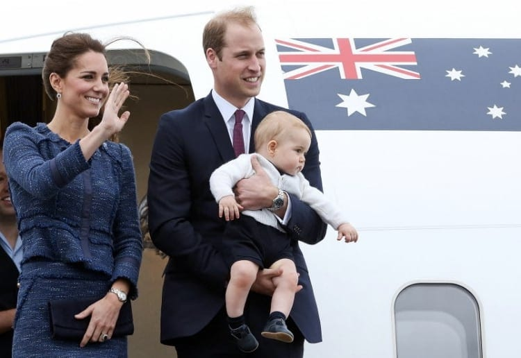 Prince William and Kate Are Visiting Australia