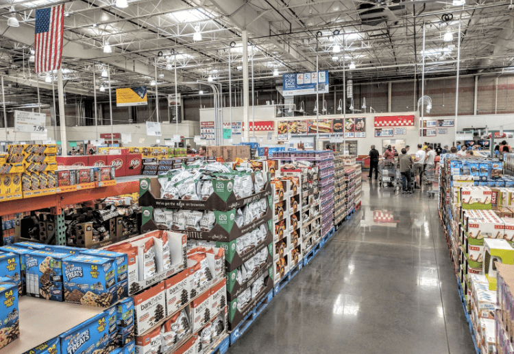 Costco Launches Online Shopping