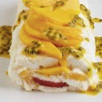 Spiced Chicken & Mango Salad