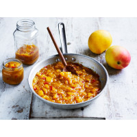 Spiced Mango Chutney