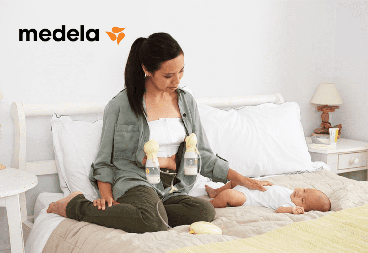 Image result for medela swing maxi flex double electric breast pump