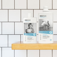 ecostore ultra sensitive dish and laundry liquid product review