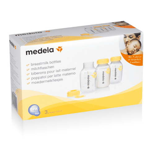 Medela Breast Milk Botles Rate It