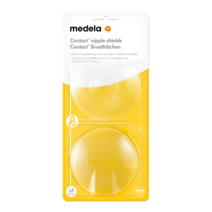 image of medela contact nipple shields
