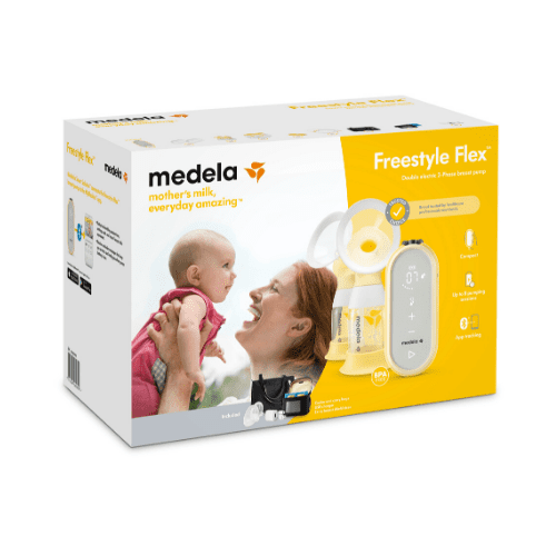 image of medela freestyle flex breast pump