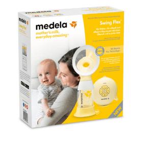 image of medela swing flex breast pump