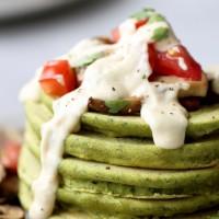 Falafel Pancakes